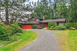 """Photo 1: 7670 229 Street in Langley: Fort Langley House for sale in """"FOREST KNOLLS"""" : MLS®# R2373639"""