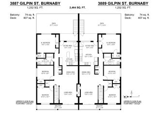 Photo 19: 3887 - 3889 GILPIN Street in Burnaby: Central Park BS House for sale (Burnaby South)  : MLS®# R2374925