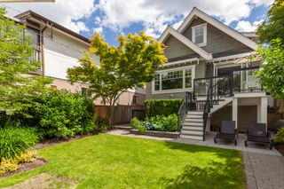 Photo 28: 2555 OXFORD Street in Vancouver: Hastings Sunrise House for sale (Vancouver East)  : MLS®# R2378223