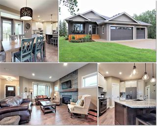 Photo 1: 160 25100 Township Road 554: Rural Sturgeon County House for sale : MLS®# E4161415