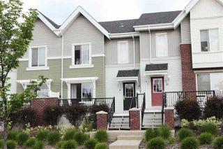 Main Photo: #9 2336 Aspen Trail: Sherwood Park Townhouse for sale : MLS®# E4162655