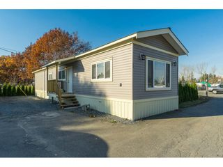 "Main Photo: 10A 26892 FRASER Highway in Langley: Aldergrove Langley Manufactured Home for sale in ""Aldergrove Mobile Home Park"" : MLS®# R2416854"