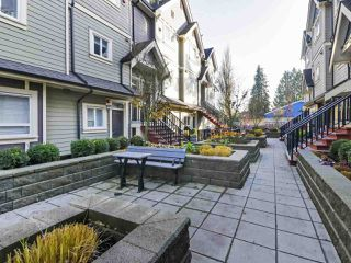 "Photo 20: 209 3488 SEFTON Street in Port Coquitlam: Glenwood PQ Townhouse for sale in ""Sefton Springs"" : MLS®# R2420953"
