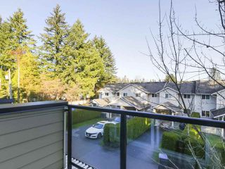 "Photo 12: 209 3488 SEFTON Street in Port Coquitlam: Glenwood PQ Townhouse for sale in ""Sefton Springs"" : MLS®# R2420953"