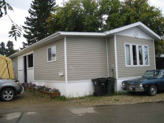 Photo 1: 99 305 Calahoo Rd: Spruce Grove Mobile for sale : MLS®# E4181330