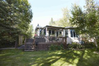 Photo 1: 861 Westcove Drive: Rural Lac Ste. Anne County House for sale : MLS®# E4188367