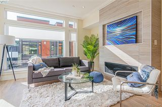 Photo 5: 301 2130 Sooke Road in VICTORIA: Co Hatley Park Row/Townhouse for sale (Colwood)  : MLS®# 421824