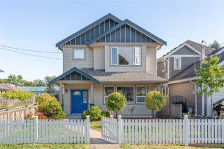 Main Photo: 3860 REGENT Street in Richmond: Steveston Village House for sale : MLS®# R2475451