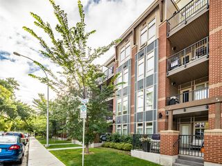 Photo 2: 219 323 20 Avenue SW in Calgary: Mission Apartment for sale : MLS®# A1031765