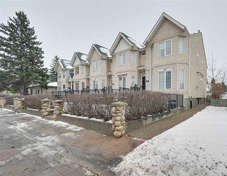 Photo 40: 9519 98 Avenue in Edmonton: Zone 18 Townhouse for sale : MLS®# E4215818