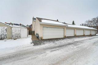 Photo 39: 9519 98 Avenue in Edmonton: Zone 18 Townhouse for sale : MLS®# E4215818