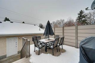 Photo 38: 9519 98 Avenue in Edmonton: Zone 18 Townhouse for sale : MLS®# E4215818