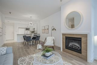 "Photo 3: 203 1468 W 14TH Avenue in Vancouver: Fairview VW Condo for sale in ""AVEDON"" (Vancouver West)  : MLS®# R2511905"