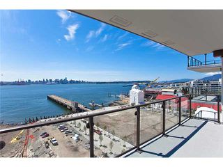 "Photo 9: 1104 162 VICTORY SHIP Way in North Vancouver: Lower Lonsdale Condo for sale in ""ATRIUM AT THE PIER"" : MLS®# V876116"