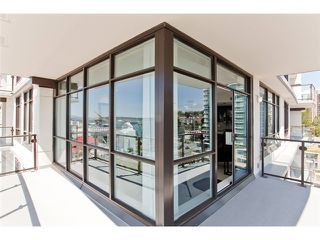 "Photo 7: 1104 162 VICTORY SHIP Way in North Vancouver: Lower Lonsdale Condo for sale in ""ATRIUM AT THE PIER"" : MLS®# V876116"