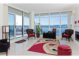 "Photo 5: 1104 162 VICTORY SHIP Way in North Vancouver: Lower Lonsdale Condo for sale in ""ATRIUM AT THE PIER"" : MLS®# V876116"