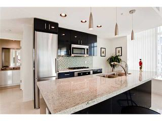 "Photo 2: 1104 162 VICTORY SHIP Way in North Vancouver: Lower Lonsdale Condo for sale in ""ATRIUM AT THE PIER"" : MLS®# V876116"