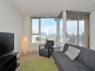 "Photo 1: 1201 33 SMITHE Street in Vancouver: Yaletown Condo for sale in ""Coopers Lookout"" (Vancouver West)  : MLS®# V924404"