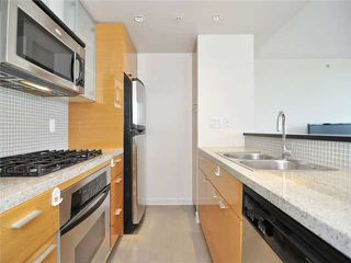 "Photo 4: 1201 33 SMITHE Street in Vancouver: Yaletown Condo for sale in ""Coopers Lookout"" (Vancouver West)  : MLS®# V924404"