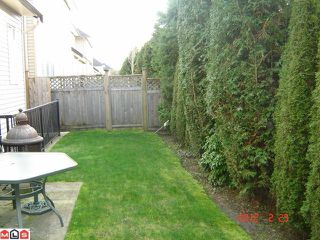Photo 10: 14 6195 168TH Street in Surrey: Cloverdale BC House for sale (Cloverdale)  : MLS®# F1204730