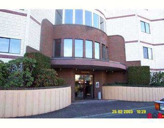 """Photo 1: 304 13876 102ND Avenue in Surrey: Whalley Condo for sale in """"GLENDALE VILLAGE"""" (North Surrey)  : MLS®# F2512577"""