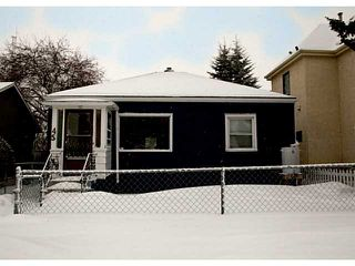 Photo 1: 45 31 Avenue SW in CALGARY: Erlton Residential Detached Single Family for sale (Calgary)  : MLS®# C3596414