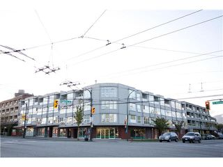 "Photo 1: 318 2891 E HASTINGS Street in Vancouver: Hastings East Condo for sale in ""PARK RENFREW"" (Vancouver East)  : MLS®# V1093031"