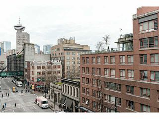 "Photo 12: 611 66 W CORDOVA Street in Vancouver: Downtown VW Condo for sale in ""60 W CORDOVA"" (Vancouver West)  : MLS®# V1104399"