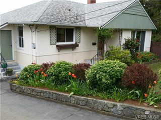 Photo 1: 4090 Holland Ave in VICTORIA: SW Strawberry Vale House for sale (Saanich West)  : MLS®# 699469