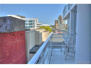 Photo 7: 505 834 Johnson St in VICTORIA: Vi Downtown Condo for sale (Victoria)  : MLS®# 700650