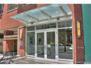 Photo 11: 505 834 Johnson Street in VICTORIA: Vi Downtown Condo Apartment for sale (Victoria)  : MLS®# 350645