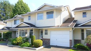 "Photo 1: 15 11934 LAITY Street in Maple Ridge: West Central Townhouse for sale in ""LAITY SQUARE"" : MLS®# V1123906"