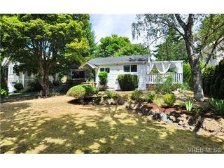 Main Photo: 272 Pallisier Avenue in VICTORIA: VR View Royal Single Family Detached for sale (View Royal)  : MLS®# 354263