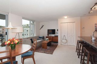 "Photo 3: 704 1650 W 7TH Avenue in Vancouver: Fairview VW Condo for sale in ""VIRTU"" (Vancouver West)  : MLS®# R2015471"