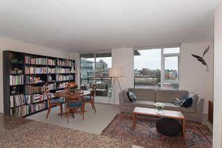 "Photo 2: 704 1650 W 7TH Avenue in Vancouver: Fairview VW Condo for sale in ""VIRTU"" (Vancouver West)  : MLS®# R2015471"