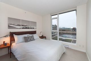 "Photo 12: 704 1650 W 7TH Avenue in Vancouver: Fairview VW Condo for sale in ""VIRTU"" (Vancouver West)  : MLS®# R2015471"