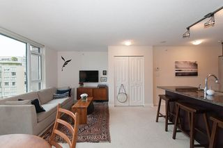"Photo 4: 704 1650 W 7TH Avenue in Vancouver: Fairview VW Condo for sale in ""VIRTU"" (Vancouver West)  : MLS®# R2015471"
