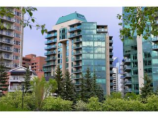 Main Photo: 601 801 2 Avenue SW in Calgary: Eau Claire Condo for sale : MLS®# C4042372