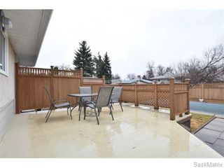 Photo 35: 67 MERLIN Crescent in Regina: Coronation Park Single Family Dwelling for sale (Regina Area 03)  : MLS®# 566828