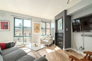 """Photo 8: 501 55 ALEXANDER Street in Vancouver: Downtown VE Condo for sale in """"55 ALEXANDER"""" (Vancouver East)  : MLS®# R2085330"""