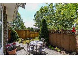 "Photo 20: 4 1290 AMAZON Drive in Port Coquitlam: Riverwood Townhouse for sale in ""CALLOWAY GREEN"" : MLS®# R2085636"