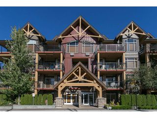 """Photo 1: 308 8328 207A Street in Langley: Willoughby Heights Condo for sale in """"Yorkson Creek"""" : MLS®# R2101718"""