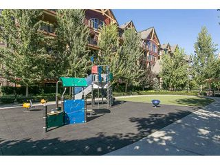 """Photo 18: 308 8328 207A Street in Langley: Willoughby Heights Condo for sale in """"Yorkson Creek"""" : MLS®# R2101718"""