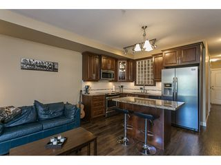 """Photo 3: 308 8328 207A Street in Langley: Willoughby Heights Condo for sale in """"Yorkson Creek"""" : MLS®# R2101718"""
