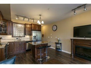 """Photo 4: 308 8328 207A Street in Langley: Willoughby Heights Condo for sale in """"Yorkson Creek"""" : MLS®# R2101718"""