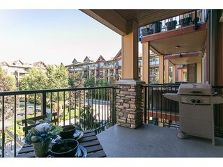 """Photo 2: 308 8328 207A Street in Langley: Willoughby Heights Condo for sale in """"Yorkson Creek"""" : MLS®# R2101718"""