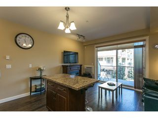 """Photo 5: 308 8328 207A Street in Langley: Willoughby Heights Condo for sale in """"Yorkson Creek"""" : MLS®# R2101718"""