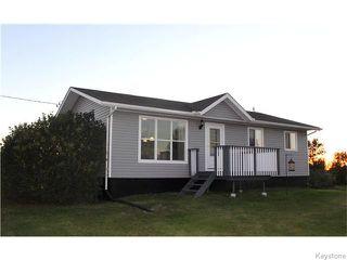 Photo 1: 10 Mondor Lane in Lorette: R05 Residential for sale : MLS®# 1623287
