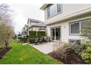 "Photo 19: 63 36260 MCKEE Road in Abbotsford: Abbotsford East Townhouse for sale in ""Kingsgate"" : MLS®# R2155425"