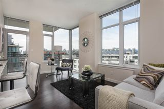 "Photo 6: 908 38 W 1ST Avenue in Vancouver: False Creek Condo for sale in ""THE ONE"" (Vancouver West)  : MLS®# R2164655"